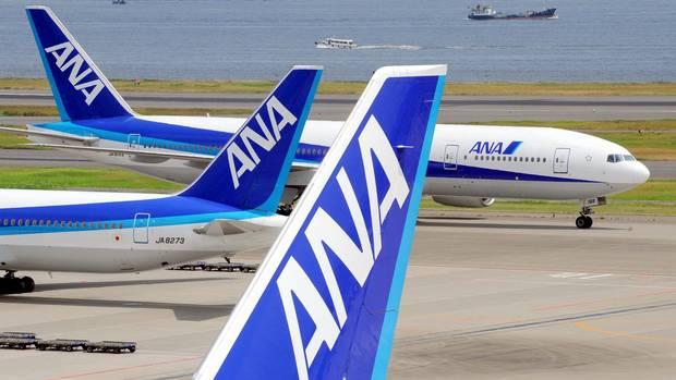 Bójka w samolocie lecącym z Tokio do Los Angeles (wideo)