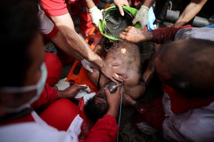 Brazylia: 150 ofiar śmiertelnych katastrofy górniczej