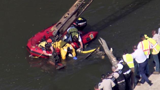 Z rzeki Des Plaines wyłowiono ciało