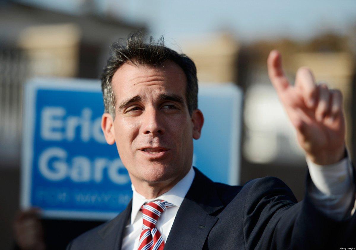 Burmistrz Los Angeles wystartuje w wyborach prezydenckich w 2020 roku?