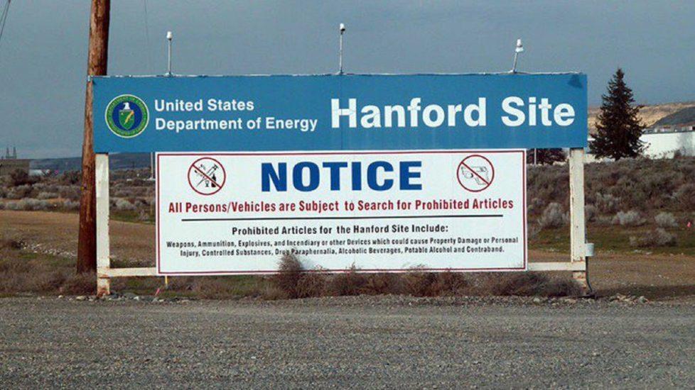 Oczyszczanie fabryki nuklearnej Hanford będzie droższe o 82 miliardy dolarów