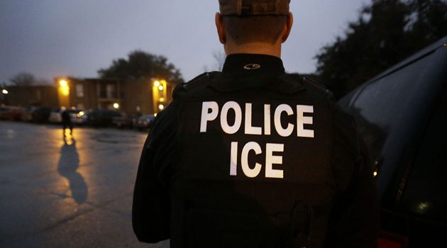 Zapłacił kaucję i wyszedł na wolność. Został zatrzymany przez ICE