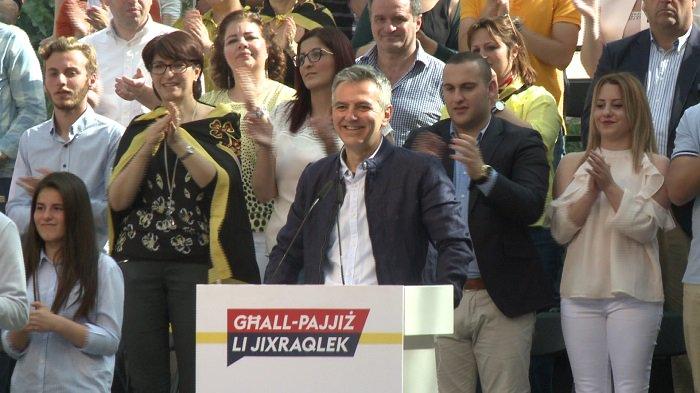 Przedterminowe wybory na Malcie