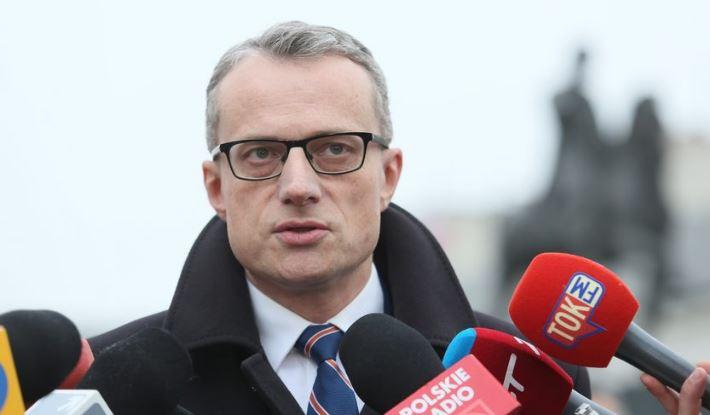 Zaskoczenie! Wiceminister spraw zagranicznych Marek Magierowski: Polska zrzekła się reparacji w 1953 roku, stanowisko rządu… się nie zmieniło.