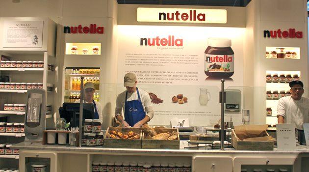 W Chicago otwarta zostanie Nutella Café