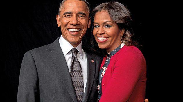 Barack i Michelle Obama w środę odwiedzą Chicago