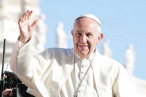 Papież zagrał w filmie dla dzieci. W kwietniu obraz trafi do polskich kin