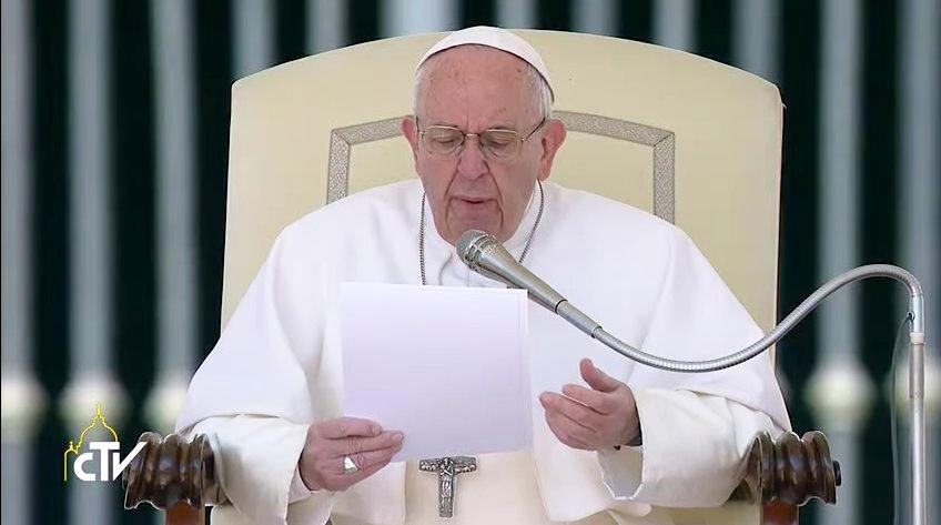Papież w Środę Popielcową: Zatrzymaj się