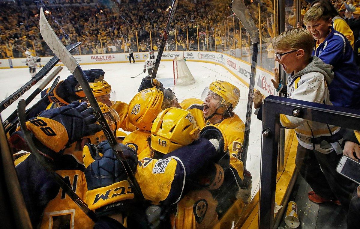 NHL – Trzecia wygrana Predators