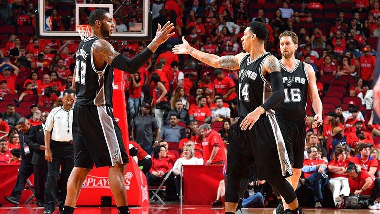 San Antonio Spurs w finale Konferencji Zachodniej