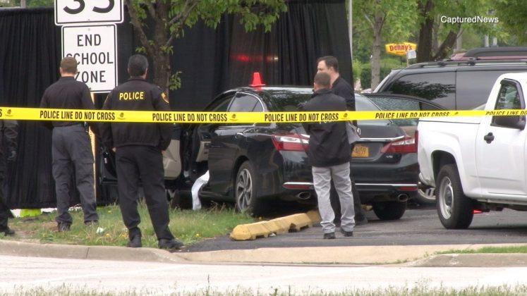 Samochód ostrzelany w Schiller Park. Zginęła 53-letnia kobieta