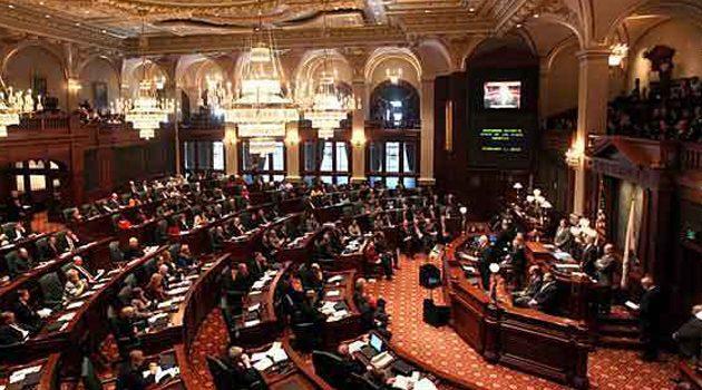 Senat Illinois zgodził się na podniesienie podatku dochodowego dla bogatych mieszkańców
