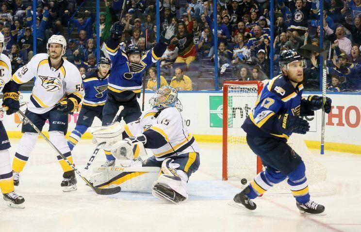 NHL – Zwycięstwa Blues i Ducks