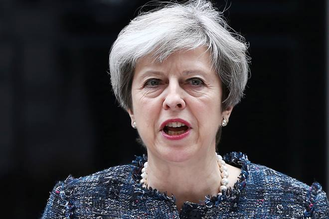Theresa May:Trump działa w najlepszym interesie swego kraju