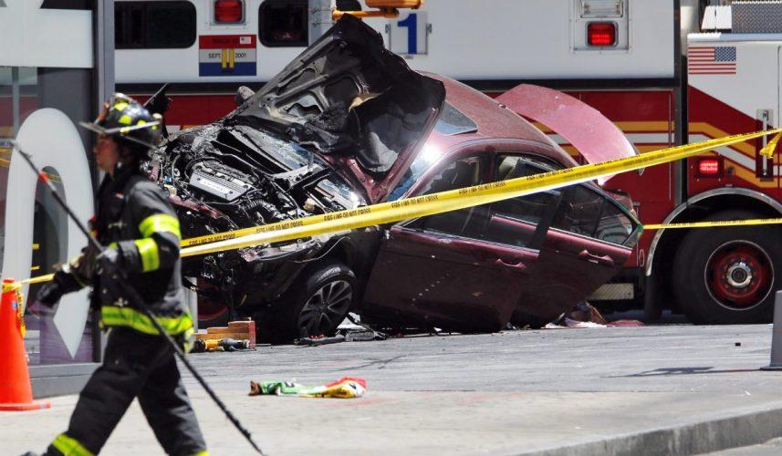 Wypadek na Times Square. Czy był to zamach terrorystyczny?