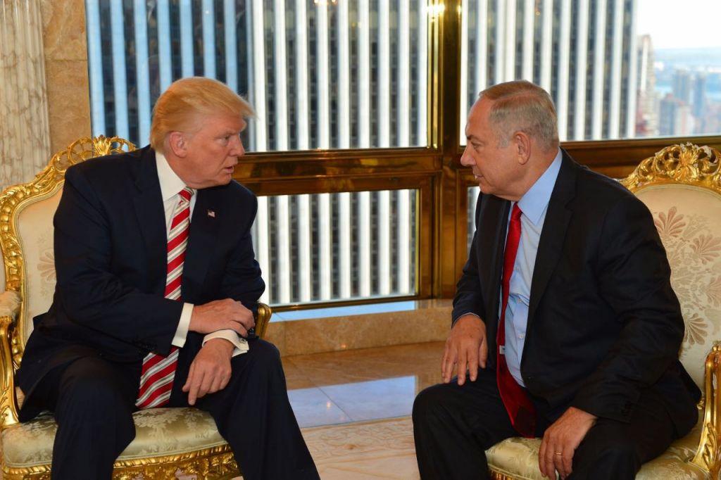 """Donald Trump w Izraelu: """"Mamy szansę na pokój"""". Prezydent odwiedzi też Palestynę"""