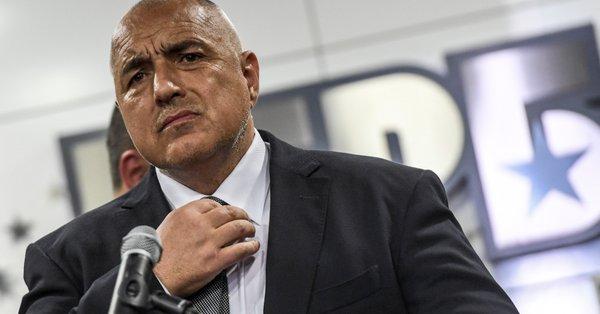 Bojko Borisow premierem Bułgarii