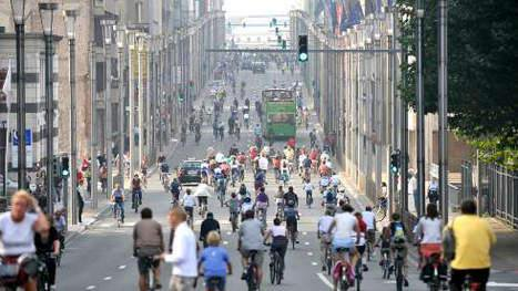 W Brukseli ma być… ciszej
