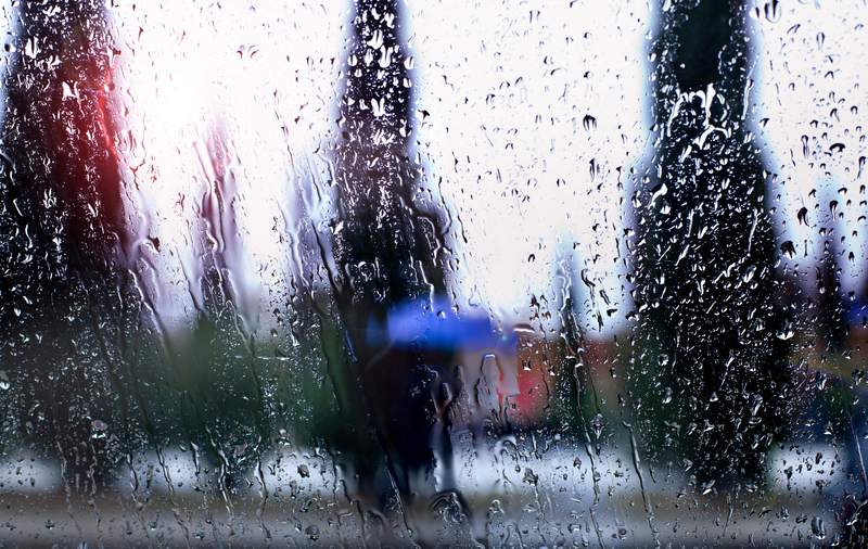 Deszczowy początek lata w Chicago