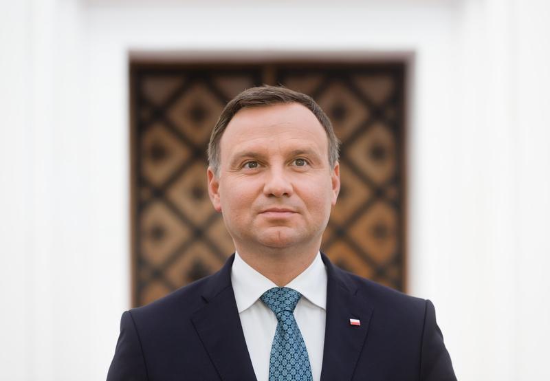 Prezydent Andrzej Duda spotka się dziś w Warszawie z prezydentem Azerbejdżanu Ilhamem Alijewem