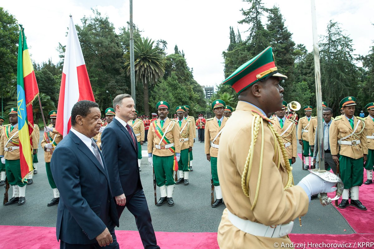 Etiopia poprze Polskę w staraniach o członkostwo w Radzie Bezpieczeństwa ONZ