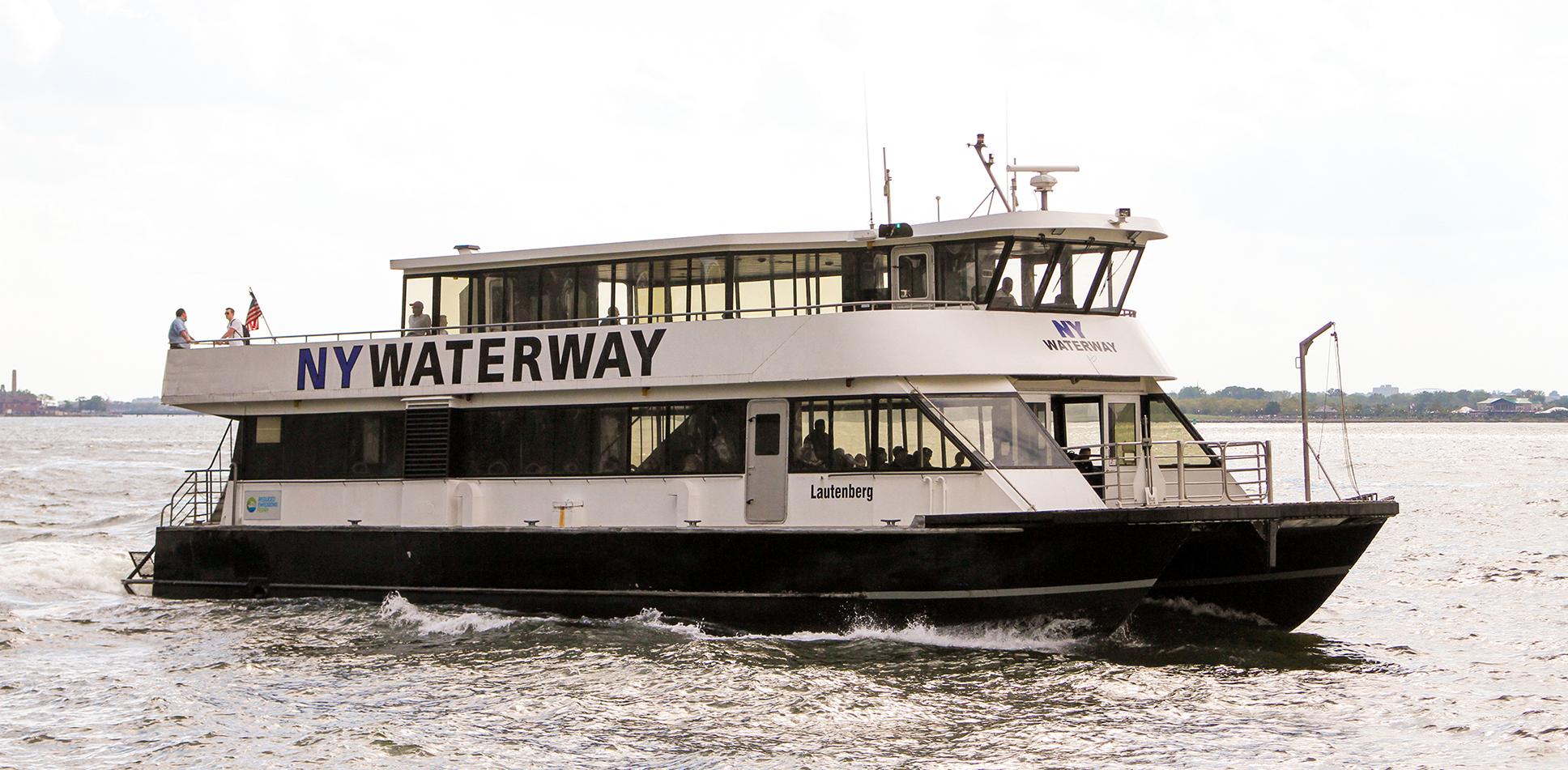 Popularne NYC Ferry