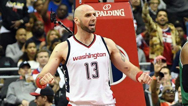 Koszykówka – NBA – Porażka Wizards w San Antonio, Gortat zdobył 7 punktów
