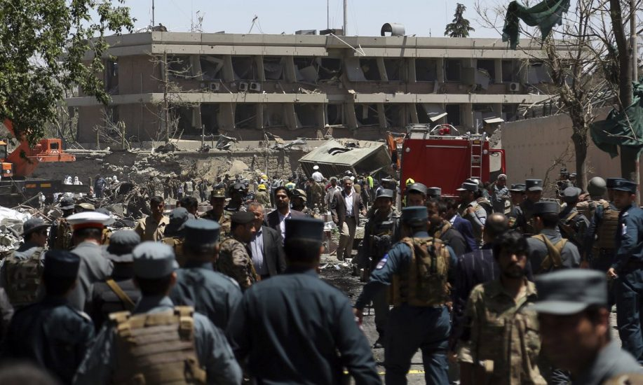 W ataku w Kabulu zginęło co najmniej 80 osób, ponad 300 jest rannych