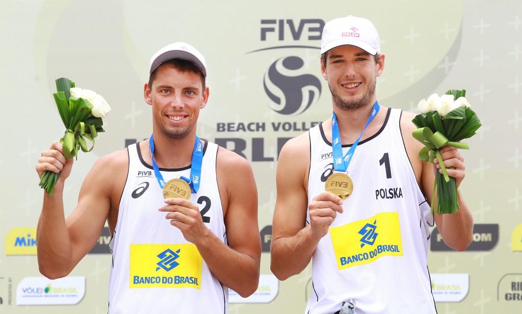 Kantor i Łosiak w ćwierćfinale World Tour w Rio de Janeiro