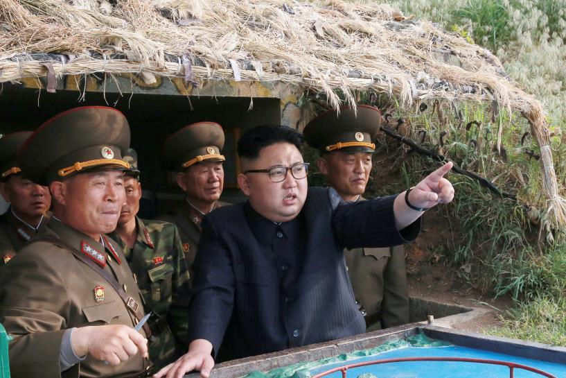 Kim Dzong Un: Testy rakiet krótkiego zasięgu to ostrzeżenie