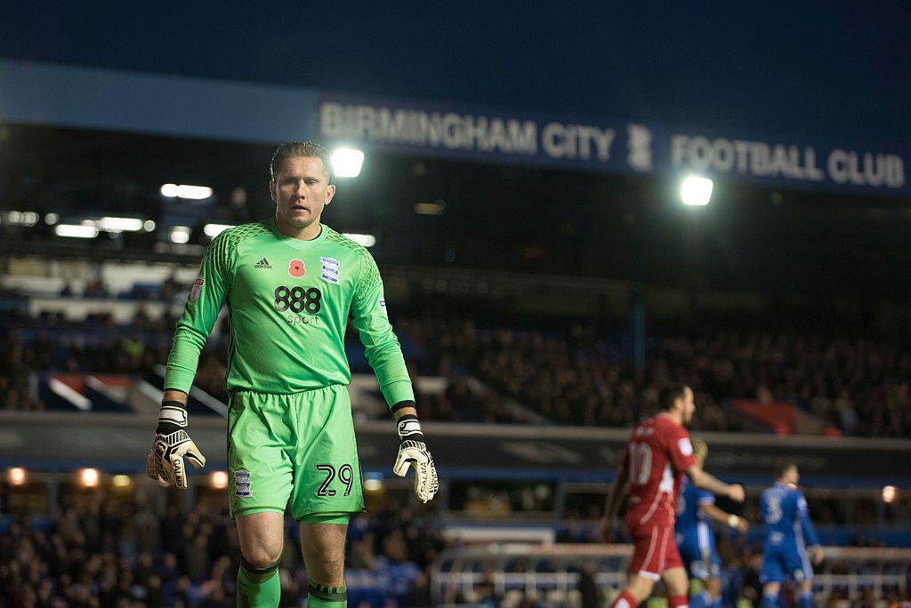 Tomasz Kuszczak przedłużył kontrakt z Birmingham City FC