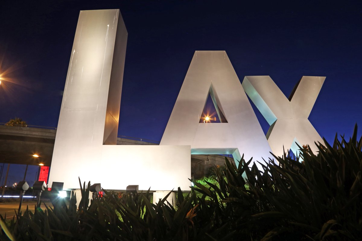 Kierowcy Uberta i Lyfta protestowali na lotnisku LAX w Los Angeles