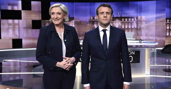 Ostatni dzień kampanii prezydenckiej we Francji