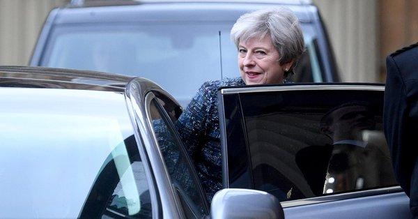 Brytyjska premier Theresa May unika odpowiedzi na pytanie, jak głosowałaby dziś w sprawie Brexitu
