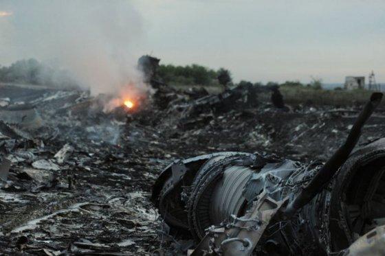 Zarzuty morderstwa dla odpowiedzialnych za zestrzelenie malezyjskiego samolotu