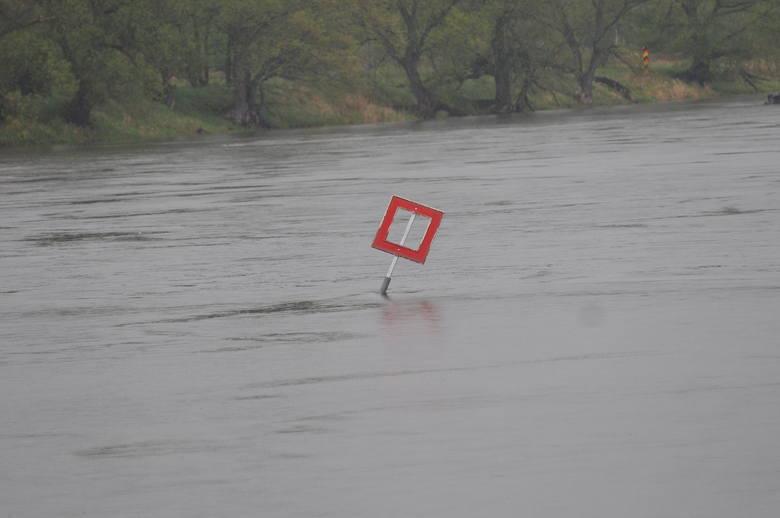 Odra w Lubuskiem wciąż groźna – nie kursują promy