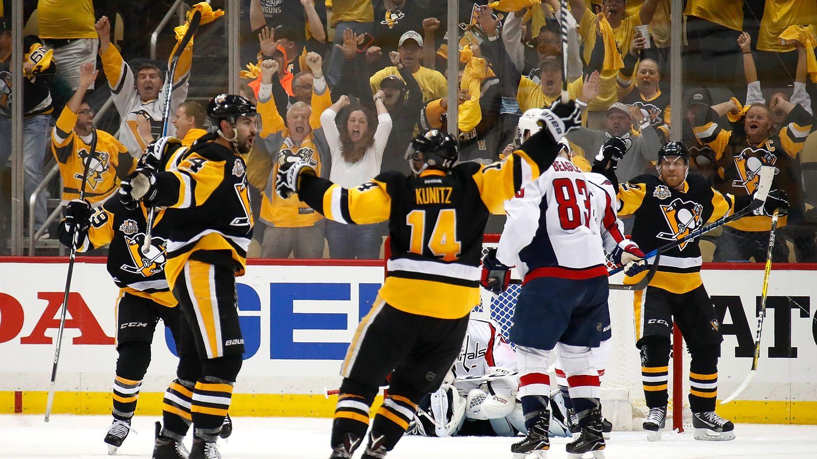 NHL: Waszyngton wygrał w Pittsburghu