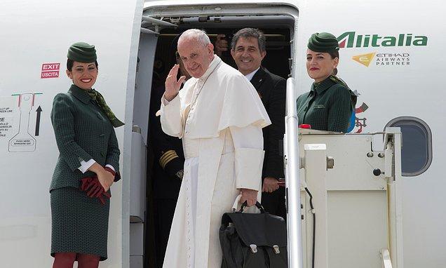 Papież Franciszek rozpocznie pielgrzymkę do krajów bałtyckich