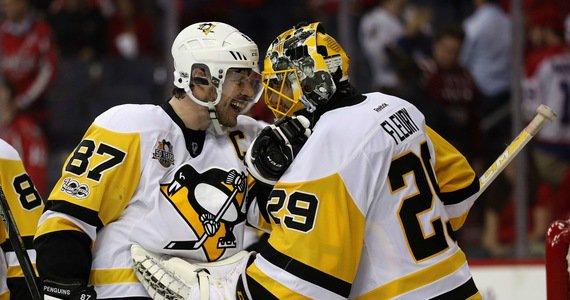 Pittsburgh Penguins i Anaheim Ducks w finałach play-off NHL