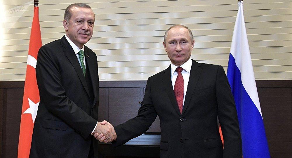 Putin: Stosunki między Rosją i Turcją wróciły do sytuacji sprzed kryzysu