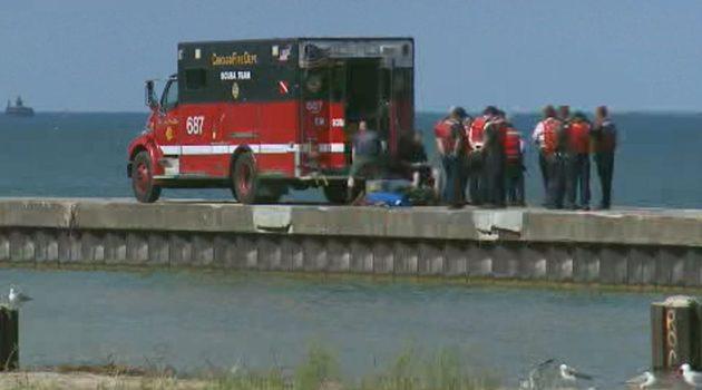Zmarła nastolatka, która wpadła do jeziora Michigan