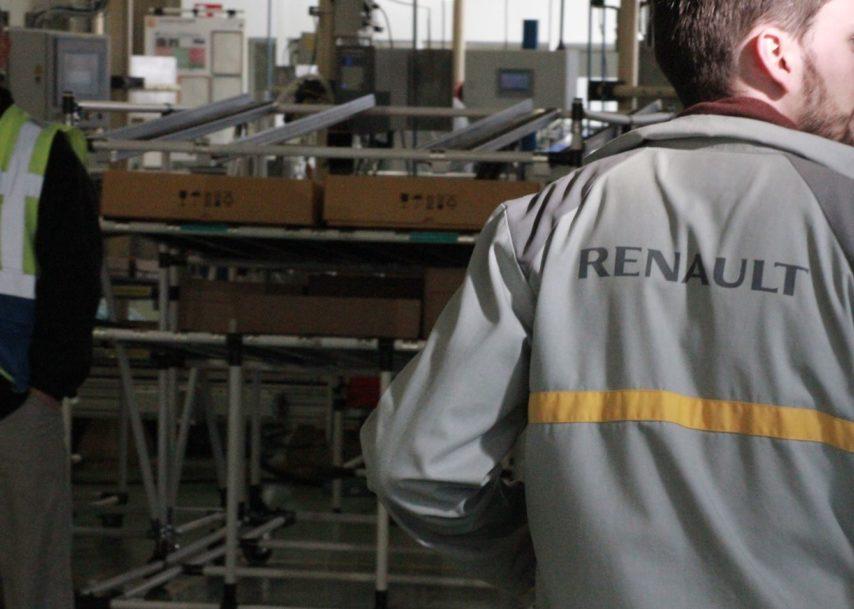 Renault poszkodowane w wyniku ataku hakerskiego – wstrzymano produkcję