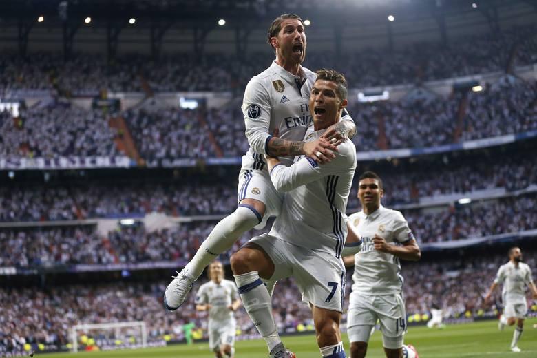 """Ronaldo rozstrzelał Atletico. Hat-trick Portugalczyka """"zabił"""" wiarę zawodników Simeone"""