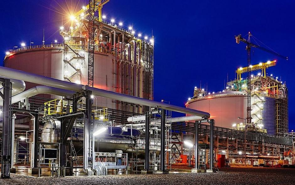 We wrześniu w terminalu LNG w Świnoujściu spodziewany jest 20 statek z gazem skroplonym