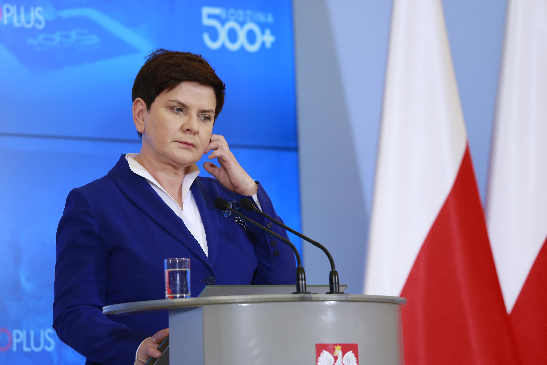Kaczyński i Szydło: Postawliśmy na rodzinę, rozwój i bezpieczeństwo