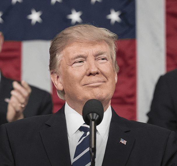 Trump zadowolony, że igrzyska w 2028 r. odbędą się w Los Angeles