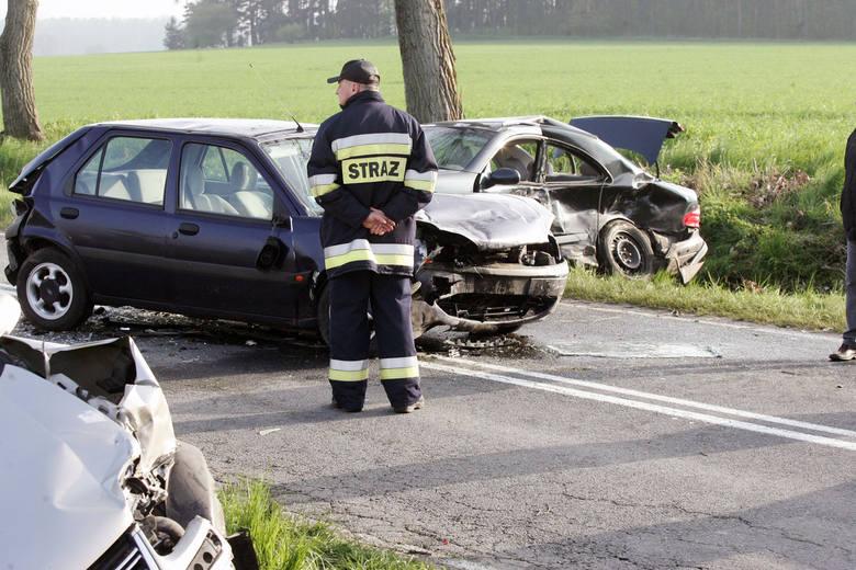Wakacje na polskich drogach zginęło 325 osób i doszło do ponad 3900 wypadków
