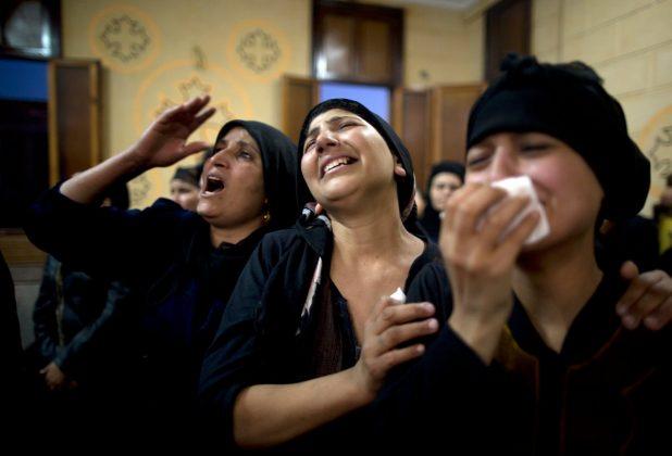 Egipt: 300 zabitych w zamachu w Egipcie