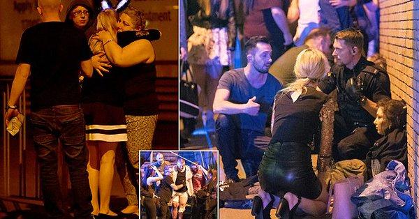 19 osób zabitych, ponad 50 rannych. Zamach na zakończeniu koncertu Ariany Grande