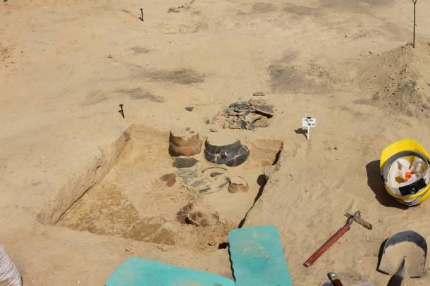 Odkryto osadę i cmentarzysko sprzed 3000 lat!